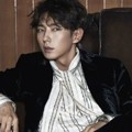 Pose Elegan Lee Jun Ki di Harper's Bazaar Tiongkok Edisi November 2016