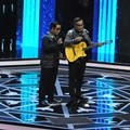 Abdel & Temon di Malam Puncak Panasonic Gobel Awards 2016