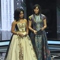 Feni Rose dan Fenita Arie Bacakan Nominasi Panasonic Gobel Awards 2016