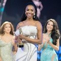 Cherelle Rose Patterson Miss England Rebut Best in Evening Gown