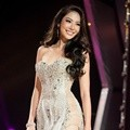 Miss Grand Thailand Supaporn Malisorn di Sesi Evening Gown