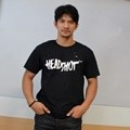 Iko Uwais di Event 'Headshot Goes to Binus University'