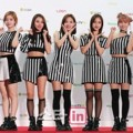 Twice di Red Carpet MelOn Music Awards 2016
