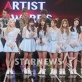 Cosmic Girls Raih Piala Rising Star Awards 2016