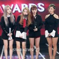 Mamamoo Raih Piala Best Entertainer Award