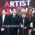 B.A.P Raih Piala Best Entertainer Award