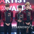 VIXX Raih Piala Best Celebrity Award