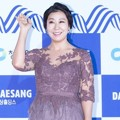Ra Mi Ran di Red Carpet Blue Dragon Awards 2016