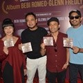 Launching Album 'Bebi Romeo-Glenn Fredly'