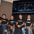 Konferensi Pers Film 'The Professionals'