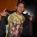 Bayu Skak di Press Screening Film 'Hangout'