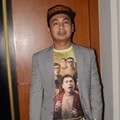 Raditya Dika di Press Screening Film 'Hangout'