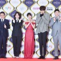 Para Pemeran Web Drama 'The Sound of the Heart' di Red Carpet KBS Entertainment Awards 2016