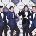 Cha Tae Hyun cs Wakili Acara '2 Day 1 Night' di KBS Entertainment Awards 2016