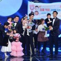 Anak-anak dari Program 'Superman is Back' Raih Piala Popularity Award di KBS Entertainment Awards 2016