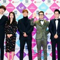 Yoo Jae Seok cs Hadir Wakili Acara 'Running Man' di SBS Entertainment Awards 2016