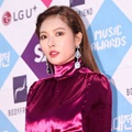 HyunA di Red Carpet SBS Gayo Daejun 2016