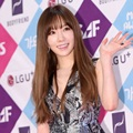 Tae Yeon SNSD di Red Carpet SBS Gayo Daejun 2016
