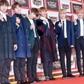 BTS di Red Carpet KBS Gayo Daechukje 2016