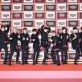 UP10TION di Red Carpet KBS Gayo Daechukje 2016