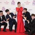Para Panelis 'Duet Song Festival' di Red Carpet MBC Entertainment Awards 2016