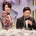 Heechul Super Junior dan Lee Soo Geun di MBC Entertainment Awards 2016