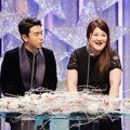 Lee Si Eon dan Lee Guk Joo di MBC Entertainment Awards 2016
