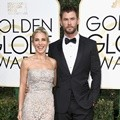 Elsa Pataky dan Chris Hemsworth Hadiri Golden Globe Awards 2017