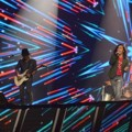 Slank Saat Nyanyikan Lagu 'I Miss You but I Hate You' di Acara HUT Indosiar ke-22