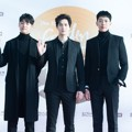 CN Blue di Red Carpet Hari Pertama Golden Disk Awards 2017