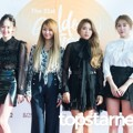 Sistar di Red Carpet Hari Pertama Golden Disk Awards 2017