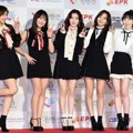 Red Velvet di Red Carpet Seoul Music Awards 2017