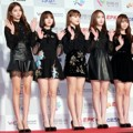 G-Friend di Red Carpet Seoul Music Awards 2017