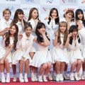 Cosmic Girls di Red Carpet Seoul Music Awards 2017