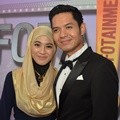 Alyssa Soebandono dan Dude Harlino Hadiri Infotainment Awards 2017