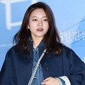 Go Ah Sung di VIP Screening Film 'Retrial'
