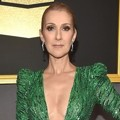 Celine Dion di Red Carpet Grammy Awards 2017
