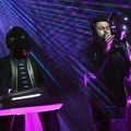 Penampilan The Weeknd dan Daft Punk di Grammy Awards 2017