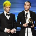Twenty One Pilots Raih Piala Best Pop Duo/Group Performance