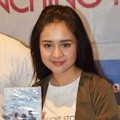 Michelle Zudith di Peluncuran Novel 'London Love Story 2'