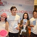Peluncuran Novel 'London Love Story 2'