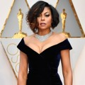 Taraji P. Henson di Red Carpet Oscar 2017