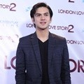 Rizky Nazar di Gala Premier Film 'London Love Story 2'