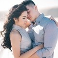 Foto Pre-Wedding Chef Arnold dan Tiffany Soetanto