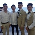 Chef Arnold Bersama Best Men
