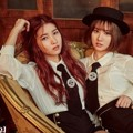 Sowon dan Eunha G-Friend di teaser Mini Album 'The Awakening'