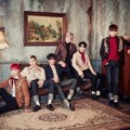 B.A.P di Teaser Single Album 'Rose'