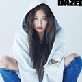 Jennie Black Pink di Majalah Dazed and Confused Edisi April 2017