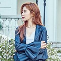 Yoo In Na di Majalah Marie Claire Edisi April 2017