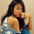 Lee Hyori di Majalah High Cut Vol. 192